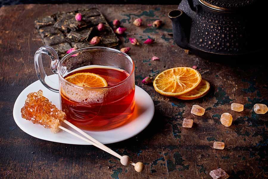 ¿Cuál es el mejor té para beber en invierno?
