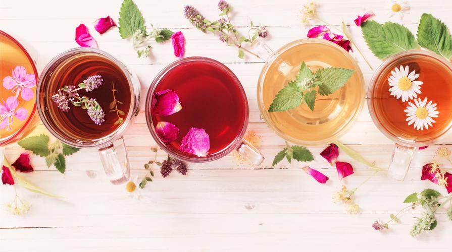 5 tés y sus beneficios
